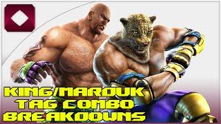Tag Combo Breakdowns: King/Marduk [TTT2]