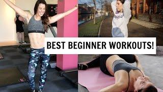 getlinkyoutube.com-BEST BEGINNER EXERCISE ROUTINES | AD WARDROBE!