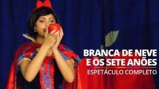 getlinkyoutube.com-Branca de Neve e os Sete Anões (Espetáculo Completo) @ Barra World Shopping