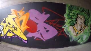 getlinkyoutube.com-Graffiti - Ghost EA & Skema RSK - Rise Of The RSK