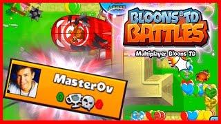 getlinkyoutube.com-CLEAN SLATE! - Bloons TD Battles - Bloons TD Battles 100% WIN RECORD!?