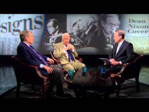 Covering Watergate: 40 Years Later With MacNeil And Lehrer