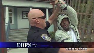 getlinkyoutube.com-Mic Check, Officer Jeffery Pope, COPS TV SHOW