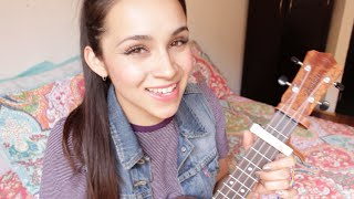 Justin Timberlake - Can�T Stop The Feeling (Ukulele Cover)
