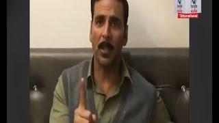 अक्षय कुमार का सलमान के मुंह पर तमाचा