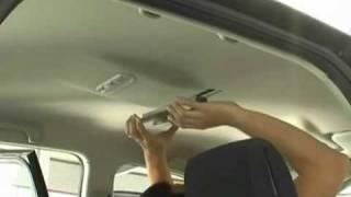 getlinkyoutube.com-Renault Scenic Roofmonitor installation.wmv