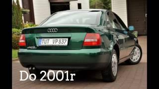 Audi A4 B5 - kilka ciekawostek