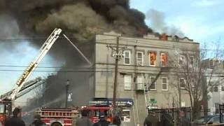 getlinkyoutube.com-North Hudson Regional Fire/Rescue 4th Alarm  1/11/12
