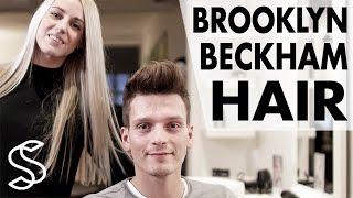 getlinkyoutube.com-Brooklyn Beckham Hair ★ Men's Hairstyle Inspiration