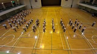 2014 大濠高校 マーチング パレードコンテスト