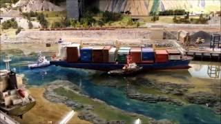 Ships in Miniatur Wunderland 2016 - Part 1