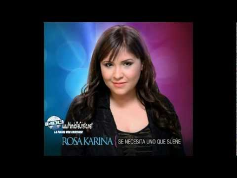 Rosa Karina - Cristo Reina en mi Hogar HD