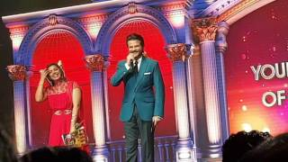 Anand TV Film Awards 2017 With Bhavana & Anil Kapoor