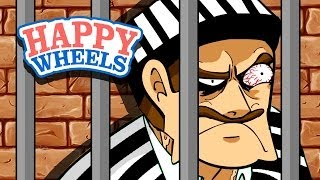 getlinkyoutube.com-DAD WENT TO PRISON - Happy Wheels