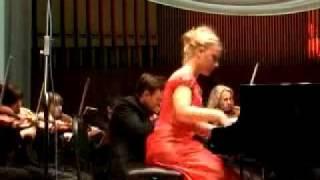 Ekaterina Popova Mozart Klavierkonzert KV449 1Satz