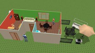 getlinkyoutube.com-Sweet Home 3D 4.4 tutorial fr