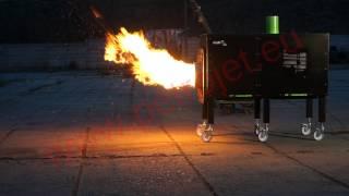 getlinkyoutube.com-600kW biomass burner Petrojet / MultiBio