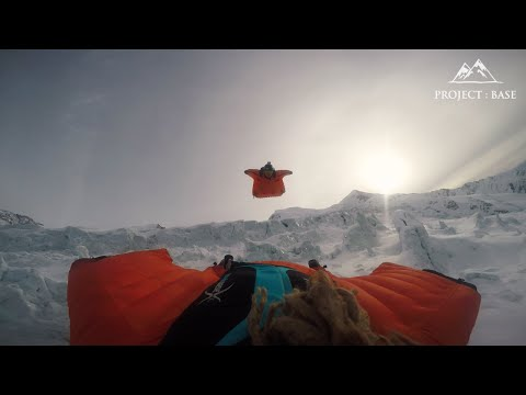 Another Day In The Office - Wingsuit BASE
