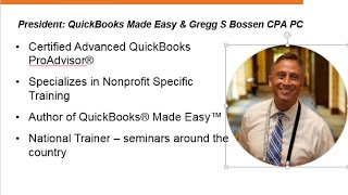 getlinkyoutube.com-Webinar - QuickBooks for New Nonprofit Users - 2015-02-26