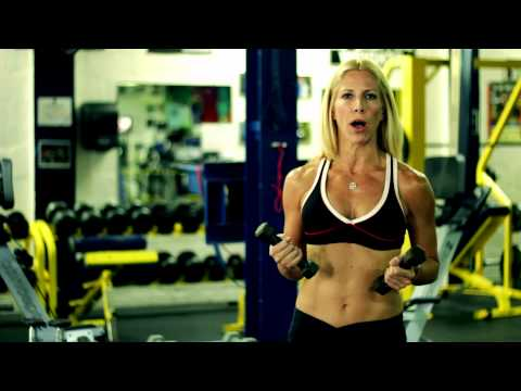 Hand Weight Exercises for Women : Boxing & Exercise Tips