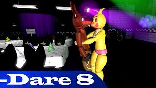 getlinkyoutube.com-(Five Nights At Freddy's) - Dare 8 - Season 1 - (Español)(By Zero2zero 2)