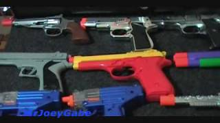 getlinkyoutube.com-My Toy Gun Collection