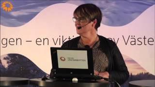 Turismkonferens 2015 - Inledning - Lilly Bäcklund