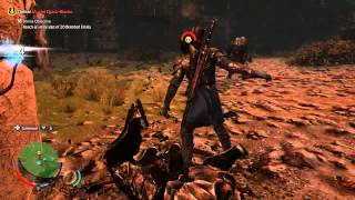 getlinkyoutube.com-Middle-Earth Shadow of Mordor - The Bright Lord - Part 1