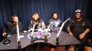 getlinkyoutube.com-The Roll Out Show - EXCLUSIVE - JAMES WRIGHT CHANEL gets call from Patti Labelle 11-13-15 pt 2 of 2