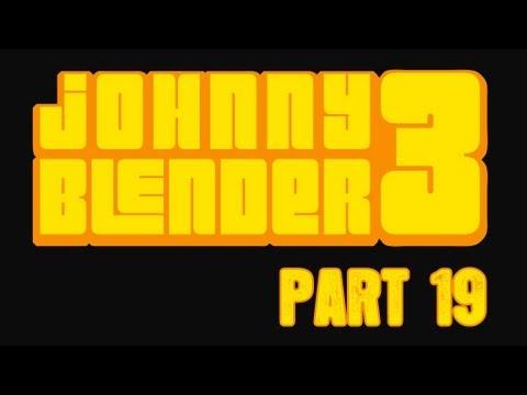 Johnny Blender 3 - Pt 19 - Custom Bone Shapes