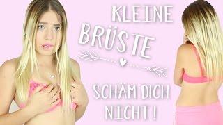 getlinkyoutube.com-KLEINE BRÜSTE .. Schäm dich nicht für deinen Körper ! ♥ BibisBeautyPalace