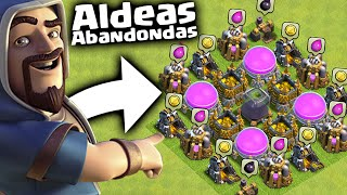 getlinkyoutube.com-Como CONSEGUIR ALDEAS ABANDONADAS en Clash of Clans!! [ByMaxx]