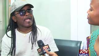Nana Acheampong talks Daddy Lumba - Let's Talk Entertainment on JoyNews (30-11-17)