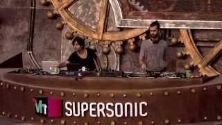 getlinkyoutube.com-Guy J B2B Jeremy Olander Live at VH1 Supersonic 2014 - Goa, India (29 December 2014)