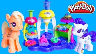 My Little Pony Play-Doh Frosting Fun Bakery Machine Sweet Shoppe MLP POP Hasbro Toys