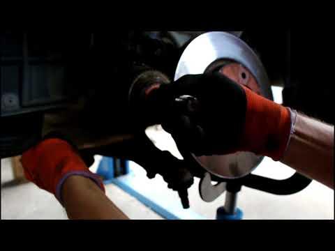 Замена пыльника переднего привода SsangYong Actyon 2 0 4wd СсангЙонг Актион 2012 года