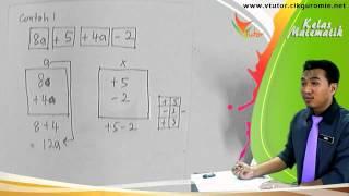 getlinkyoutube.com-03-Ungkapan Algebra - Memudahkan ungkapan algebra