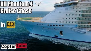 getlinkyoutube.com-Dji phantom 4 4K lonnng range live cruise ship chase 🚢🚁 LIVE BROADCAST 10 2 16