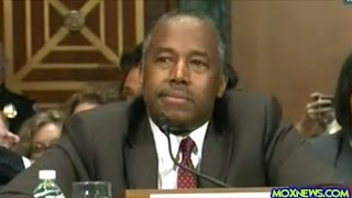 getlinkyoutube.com-Doctor Ben Carson Grilled On What Qualifies Him To Be HUD Secretary At Confirmation Hearing