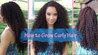 getlinkyoutube.com-How to Grow Long Hair
