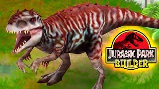 getlinkyoutube.com-INDOMINUS REX! - Jurassic Park Builder JURASSIC | HD