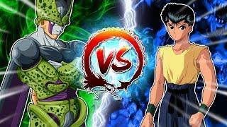 getlinkyoutube.com-Dragon Ball Z Abridged: Cell Vs Yusuke #CellGames | TeamFourStar