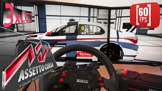 getlinkyoutube.com-Assetto Corsa | Citroen C-Elysee Sebastien Loeb  | WTCC fun at Macau  | 60 fps tripple