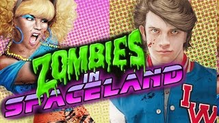 getlinkyoutube.com-ZOMBIES IN SPACELAND Gameplay Call of Duty Infinite Warfare Zombies LIVE