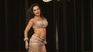 getlinkyoutube.com-Ravilya - First place Miss Summer Bellydance Festival 2013