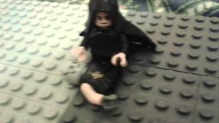 getlinkyoutube.com-Lego Star Wars Darth Vader Transformation