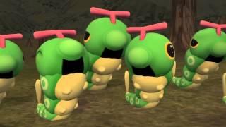 getlinkyoutube.com-新手戰隊 04:綠毛蟲的逆襲 - Shippiddge 系列動畫