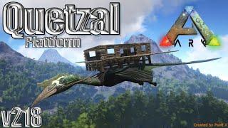 getlinkyoutube.com-Ark: Survival Evolved - UPDATE v218 Quetzal Plattform [Ark Deutsch German/Patch/Quetzalcoatlus]