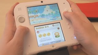 getlinkyoutube.com-Nintendo 2DS - Overview + Gameplay