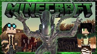 getlinkyoutube.com-LA FINE DEL MONDO! - Minecraft   ModPack Invasione Aliena - Ep. 1